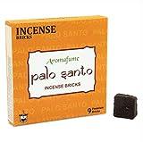 Aromafume Palo Santo Räucherstäbchen (1 Box = 9 Steine)