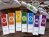 Aromafume 7 Chakra Balancing Natural Mist – saubere, rauchfreie, ungiftige Alternative zu...