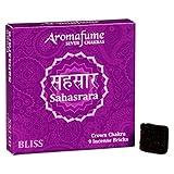 Aromafume   7 Chakra-Räucherstäbchen   Sahasrara   Kronenchakra   Glückseligkeit
