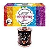 Aromafume 7 Chakra Räuchersteine Assorted Gift Pack