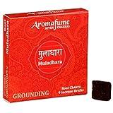 Yogabox Aromafume Chakra-Weihrauchblöcke, 1. Chakra Wurzel-Chakra (Muladhara)