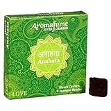 Yogabox Aromafume Chakra-Weihrauchblöcke, 4. Chakra Herz-Chakra (Anahata)
