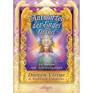 Antworten der Engel-Orakel - Doreen Virtue