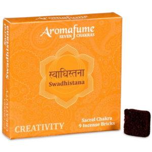 Aromafume 2nd Chakra Swadhistana
