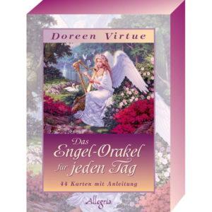 Das Engel-Orakel für jeden Tag - Doreen Virtue