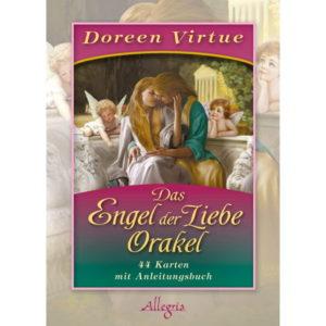 Das Engel der Liebe Orakel - Doreen Virtue