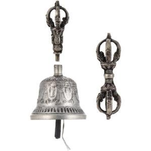 Tibetische Singende Glocke Dorje Vajra